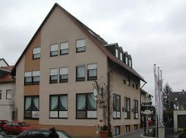 Hotel Restaurant Daucher, Nürnberg (Fischbach yakınında)