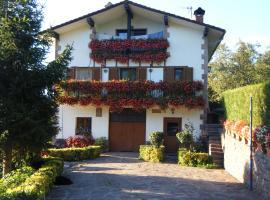 Apartamento Rural Oizalde, Elizondo (Berro de Elizondo yakınında)