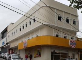 Hotel Kamei, Garanhuns (Prata yakınında)