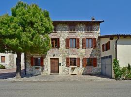 La Casa nel Borgo, Golferenzo (Rocca de'Giorgi yakınında)