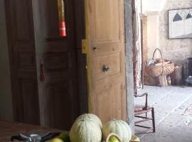 Gîtes/Chambre Cht Fontblachère, Saint-Lager-Bressac