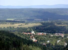Apartamenty InnWersja, Duszniki Zdrój (Olešnice v Orlických horách yakınında)