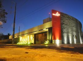 Motel UP (Adult Only), Fortaleza (Messejana yakınında)