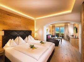 Verwöhnhotel Berghof, 상트조한임퐁가우