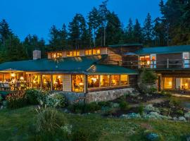 The Surf Lodge and Pub, Gabriola