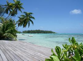 Villa Teareva by Tahiti Dream, Hauru