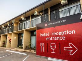 Nightcap at Emerald Star Hotel