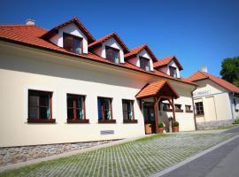 Penzion U Rudolfů, Vlasenice (Kamenice nad Lipou yakınında)