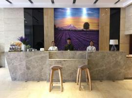 Lavande Hotel Xiangtan Kaixuan Plaza, Xiangtan (Xiashesi yakınında)