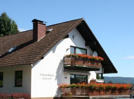 Ferienwohnung Glück Auf, Walkenried