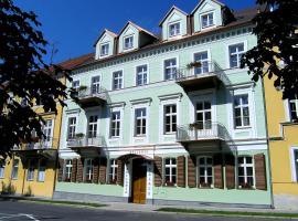 LD Palace Bellaria, Františkovy Lázně