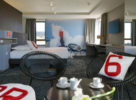 Hotel The Originals Hostellerie Pointe Saint-Mathieu (ex Relais du Silence)