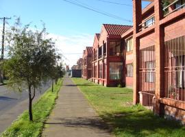 Apart Hotel Punto Real, Curicó (Comalle yakınında)