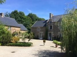 Manoir de La Rogerais & SPA, Ploubalay