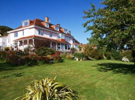 Dunkery Beacon Country House - Adults Only, Wootton Courtenay (рядом с городом Luccombe)