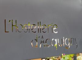 L'Hostellerie d'Acquigny, Acquigny