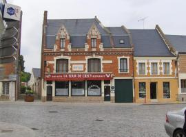 La Tour de Crecy, Crécy-sur-Serre