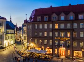 Savoy Boutique by TallinnHotels, Tallin