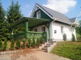 Chata Bella, Markoušovice (Poříčí yakınında)