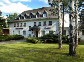 Waldhotel am Stausee, Bucha