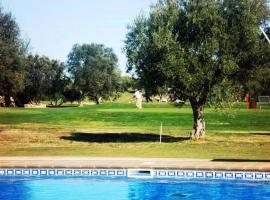 Apto en Campo de Golf con Piscina, Сан-Жорди