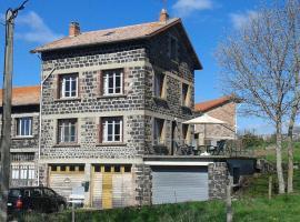 La Ménuiserie, Alleyrac (рядом с городом Le Monastier sur Gazeille)