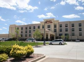 Hampton Inn and Suites Pueblo/North, Pueblo