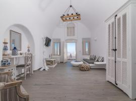 Angel Luxury Suites, Fira