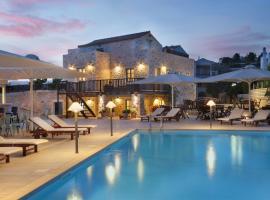 Thirides Beach Resort, Gythio