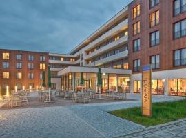 Santé Royale Hotel- & Gesundheitsresort Warmbad Wolkenstein, Wolkenstein (Großrückerswalde yakınında)