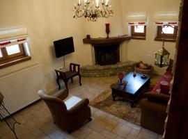 Avissinia Apartments, Levidhion