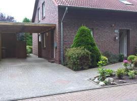 Ferienwohnung Fuchskuhle, Bockhorn (Neuenburg yakınında)