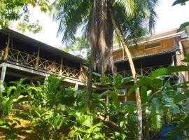 Punta Rica, Bastimentos (рядом с регионом Solarte Island)