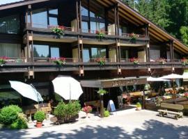 Hotel-Restaurant Jägerhof, Unterreichenbach