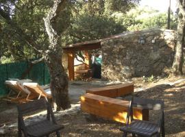 Maisonnette du berger de Croccano, Сартен (рядом с городом Casabianca)