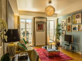 Lisbon4Real: Deluxe 1BR Apartment in Principe Real