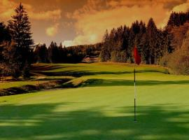 Dependence Hotel Golf, Tale