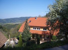 Langenberghof, Oberharmersbach (Kurzenbach yakınında)