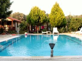 Secret Paradise Bungalow & Apartments, Hisarönü