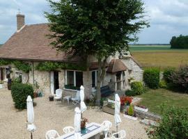 Maisonnette de charme, Treilles-en-Gâtinais (рядом с городом Dordives)