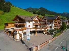 Hotel Auhof, Grossarl