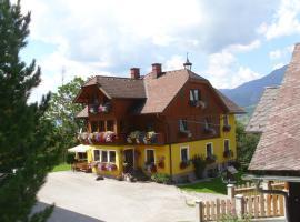 Panoramahof Gupf, Gröbming (Michaelerberg yakınında)