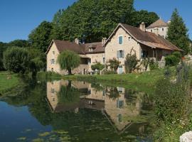 Les maisons vigneronnes, Ozenay (рядом с городом La Chapelle-sous-Brancion)