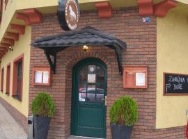 Penzion a Restaurace u Konicka, Prostějov (Smržice yakınında)