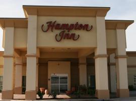 Hampton Inn Van Horn