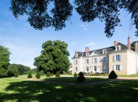 Chateau de Saint Frambault, Roézé-sur-Sarthe