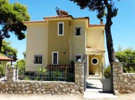 Villa Pefkali, Sofiko (рядом с городом Korfos)
