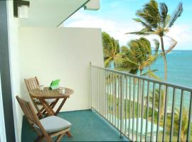 Paradise Beachfront Palm 603, Hauula