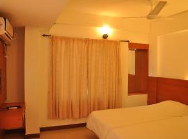 Hotel Shanthi Inn, Rāsipuram (рядом с городом Nāmakkal)