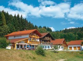 Berggasthof-Pension Seminar- und Tagungshaus Menauer, Grandsberg (Bernried yakınında)